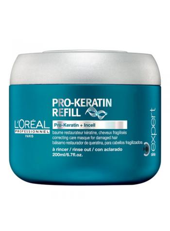 L'oréal Professionnel Pro-Keratin Refill Masque: mask nõrgestatud juustele