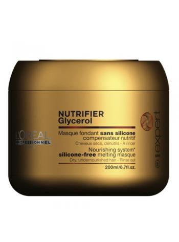 L'oréal Professionnel Nutrifier Masque: mask kuivadele ja nõrgestatud juustele