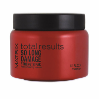 Matrix Total Results So Long Damage Strength Pak: taastav mask keramiididega, 500 ml