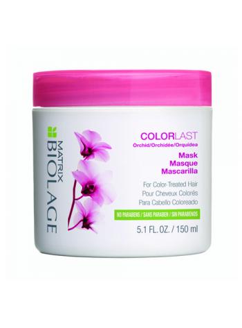 Matrix Biolage ColorLast Mask: siidised ja läikivad juuksed