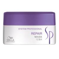 Wella SP Repair Mask: taastab juuksed kuni 100% ühe kasutuskorraga