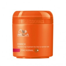 Wella Care Enrich Moisturising Treatment Fine/Normal: taastav mask õhukestele juustele