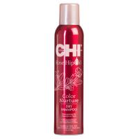 CHI Rose Hip Oil Dry Shampoo: kuivšampoon värvikaitsega ja kibuvitsaõliga