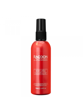 Racoon Xtend Everyday Leave-In Conditioner: spreipalsam juuksepikendustele