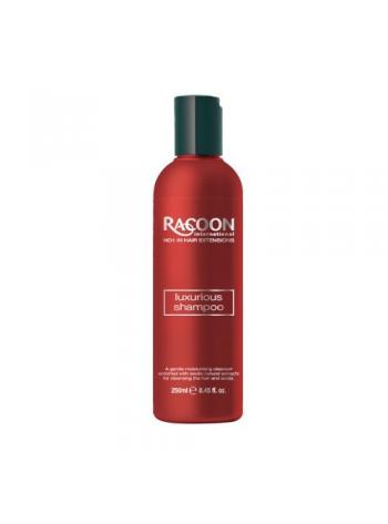Racoon Xtend Shampoo: šampoon juuksepikendustele