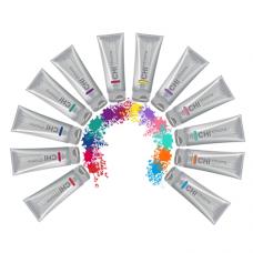CHI Chromashine: erksad ja pastell otsevärvid (värvivalik, 12 tk)