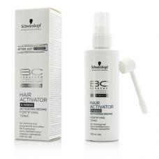 Schwarzkopf BC Hair Activator Fortifying Tonic: väljalangemisvastane & juukseid tihendav toonik
