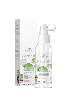 Wella Elements Hair Strengthening Serum: juukseid tugevdav seerum