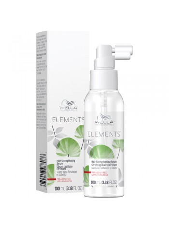 Wella Elements Hair Strengthening Serum