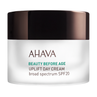 Ahava Uplifting Day Cream: UV kaitsega lifting efektiga päevakreem, 50+