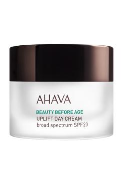 Ahava Uplifting Day Cream: UV kaitsega lifting efektiga päevakreem, 50+