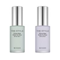 Missha The Style Fitting Wear Make-up Base: kerge tekstuuriga meigialuskreem
