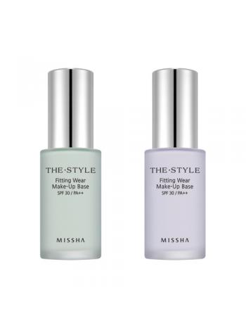 Missha The Style Fitting Wear Make-up Base