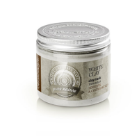 Organique Kaolin White Clay Powder: õrnatoimeline valge savipulber