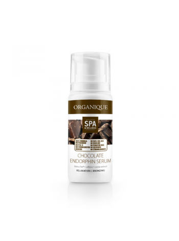Organique Chocolate Endorphin Serum: pinguldav kehaseerum