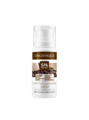Organique Coffee Slimming Serum: tselluliidivastane salendav kehaseerum