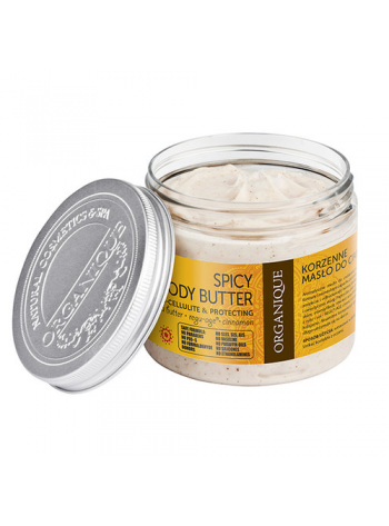 Organique Spicy Body Butter: sametine vürtsikas kehavõie