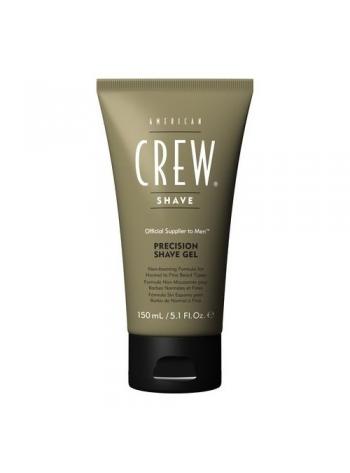 American Crew Precision Shave Gel: habemeajamisgeel mugavaks raseerimiseks