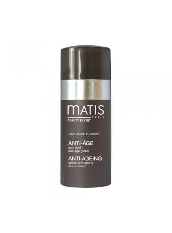Matis Homme Anti-Ageing Active Cream: taastav vananemisvastane kreem