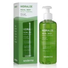 SesDerma Hidraloe Aloe Gel: nahka taastav ja rahustav aaloe gel