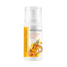 Organique Pumpkin Hydrolipid Mousse Mask: nahka niisutav näomask (orgaaniline)