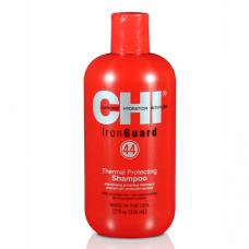 CHI 44 Iron Guard Shampoo: sulfaadi- ja parabeenivaba šampoon kuumakaitsega