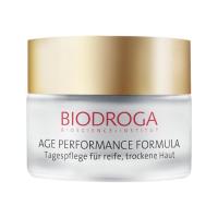 Biodroga Age Performance Formula: toitev öökreem küpsele nahale