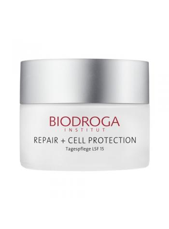Biodroga Repair + Cell Protection: öökreem valguskahjustatud nahale