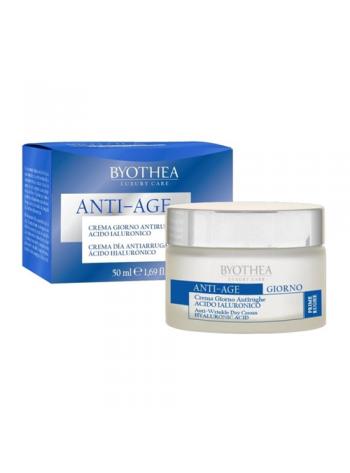 Byothea Anti-Wrinkle Day Cream: vananemisvastane täitva efektiga päevakreem, 30+