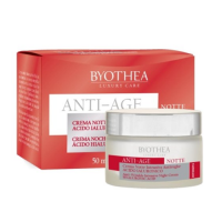Byothea Intensive Anti-Wrinkle Night Cream: intensiivne vananemisvastane öökreem, 40+