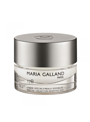 Maria Galland 17B Cream Sensitive Skin: kaitsev kreem tundlikule nahale