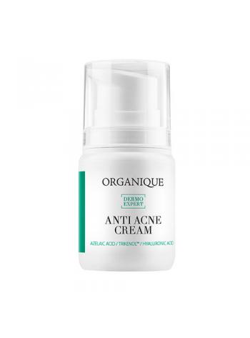 Organique Dermo Expert Anti-Acne Cream: aknevastane kreem-geel