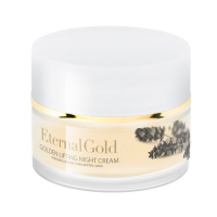 Organique Eternal Gold Lifting Night Cream: pinguldav öökreem