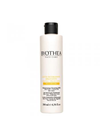 Byothea Moisturizing Cleansing Milk: puhastuspiim kuivale nahale