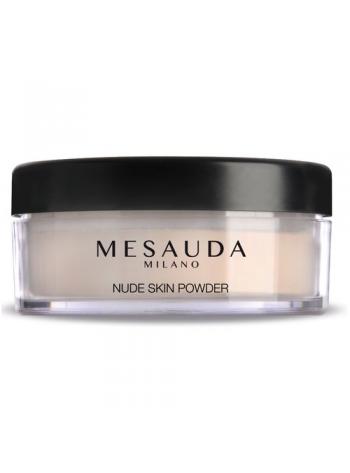 Mesauda Nude Skin Powder: naturaalne tolmpuuder (värvivalik)