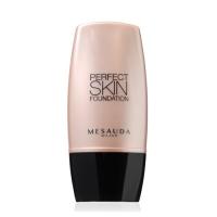 Mesauda Perfect Skin Foundation: vedel jumestuskreem kollageeni ja elastiiniga (värvivalik)
