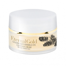 Organique Eternal Gold Eye Contour Cream: orgaaniline silmaümbruskreem