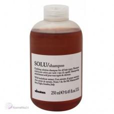 Davines Solu Shampoo: värskendav ja sügavpuhastav šampoon
