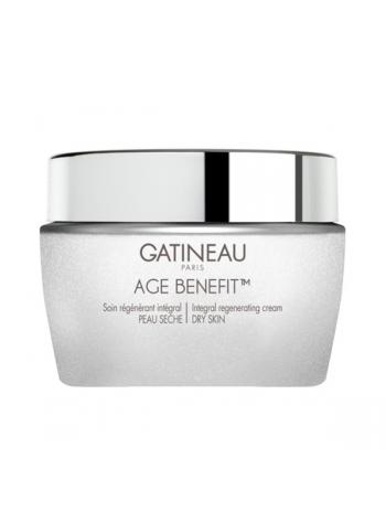 Gatineau Age Benefit Integral Regenerating Cream Dry Skin: rikkalik näokreem kuivale küpsele nahale