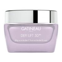 Gatineau Defi Lift 3D Throat and Decollete Lift Cream: pinguldav kaela- ja dekolteekreem 35+