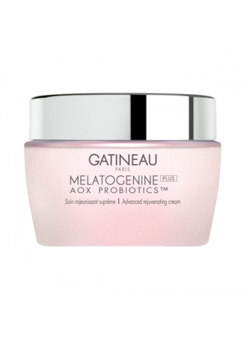 Gatineau Melatogenine Probiotics Advanced Rejuvenating Cream: näokreem kuivale nahale 40+