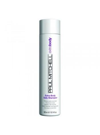 Paul Mitchell Extra Body Shampoo: parabeenivaba & kohevust andev