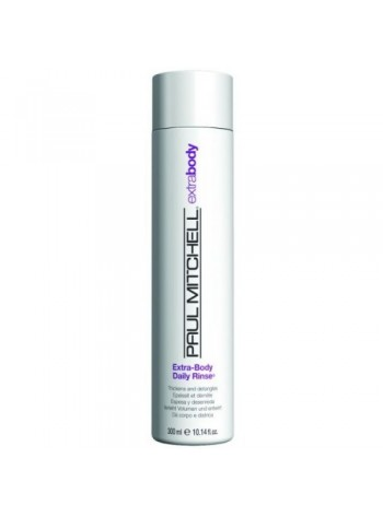 Paul Mitchell Extra-Body Daily Rinse: parabeenivaba & kohevust andev palsam