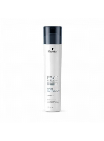 Schwarzkopf BC Hair Activator: väljalangemist vähendav & tihendust lisav šampoon