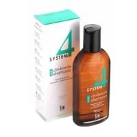 Sim System 4 Climbazole Shampoo 1: rasuse kõõmaga peanahale