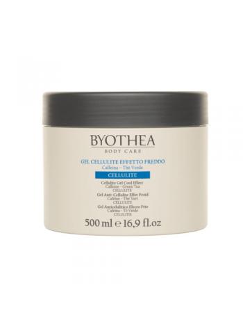 Byothea Cellulite Gel Cool Effect: tselluliidivastane geel külmaefektiga, 500 ml