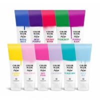 KC Professional: erksad & pastell šokivärvid (värvivalik, 11 tk)