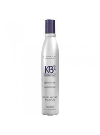 Lanza Daily Clarifying Shampoo: taastab peanaha ja puhastab juuksed