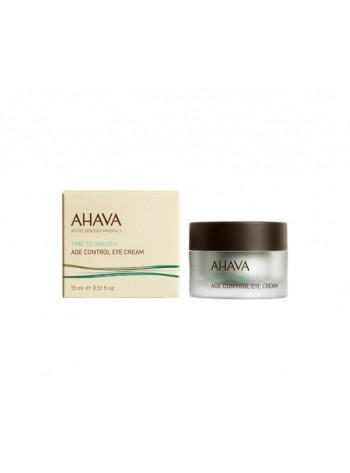Ahava Age Control Eye Cream: vananemisvastane silmakreem, 30+