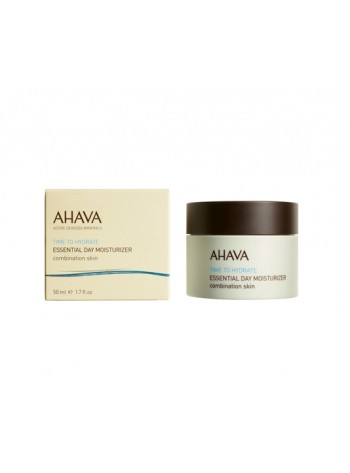 Ahava Essential Day Moisturizer Combination: matistav kreem-geel